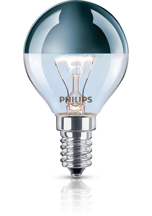 En lyskilde som er designet for indirekte lys