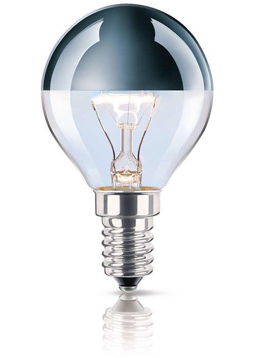 Lyskilde designet til spektakulært indirekte lys