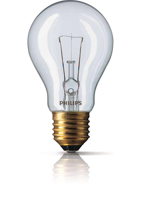 Ragyogó, tiszta fény bárhol, ahol szüksége van rá