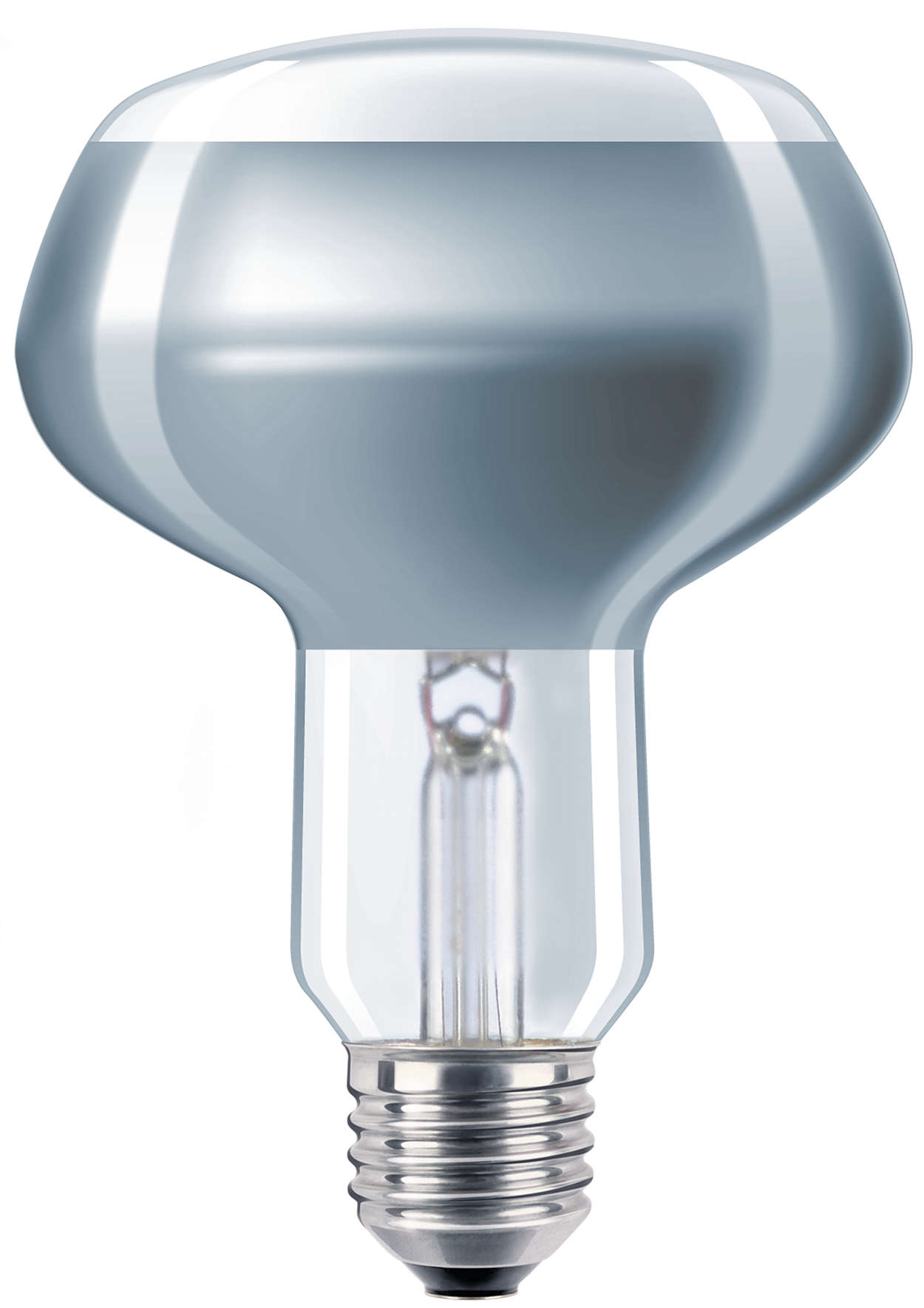 Gekleurde persglasreflector