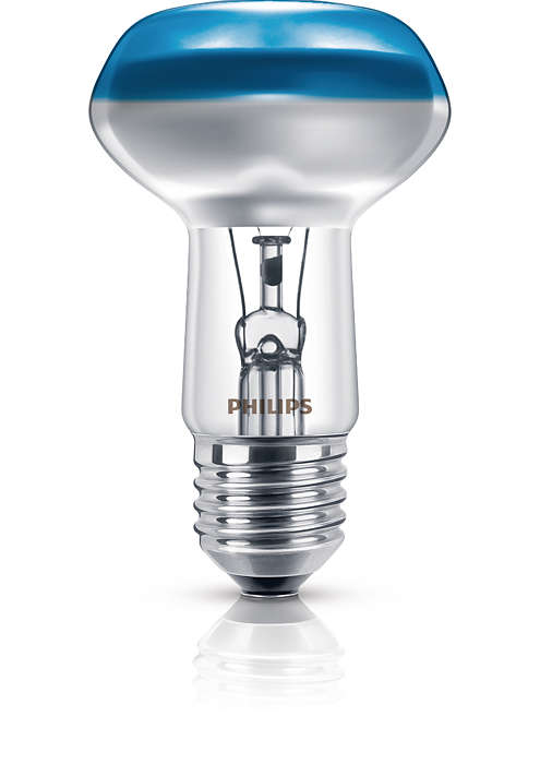 Gekleurde reflectorlamp