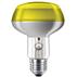 Incand. colored refl. lamp Gloeilamp