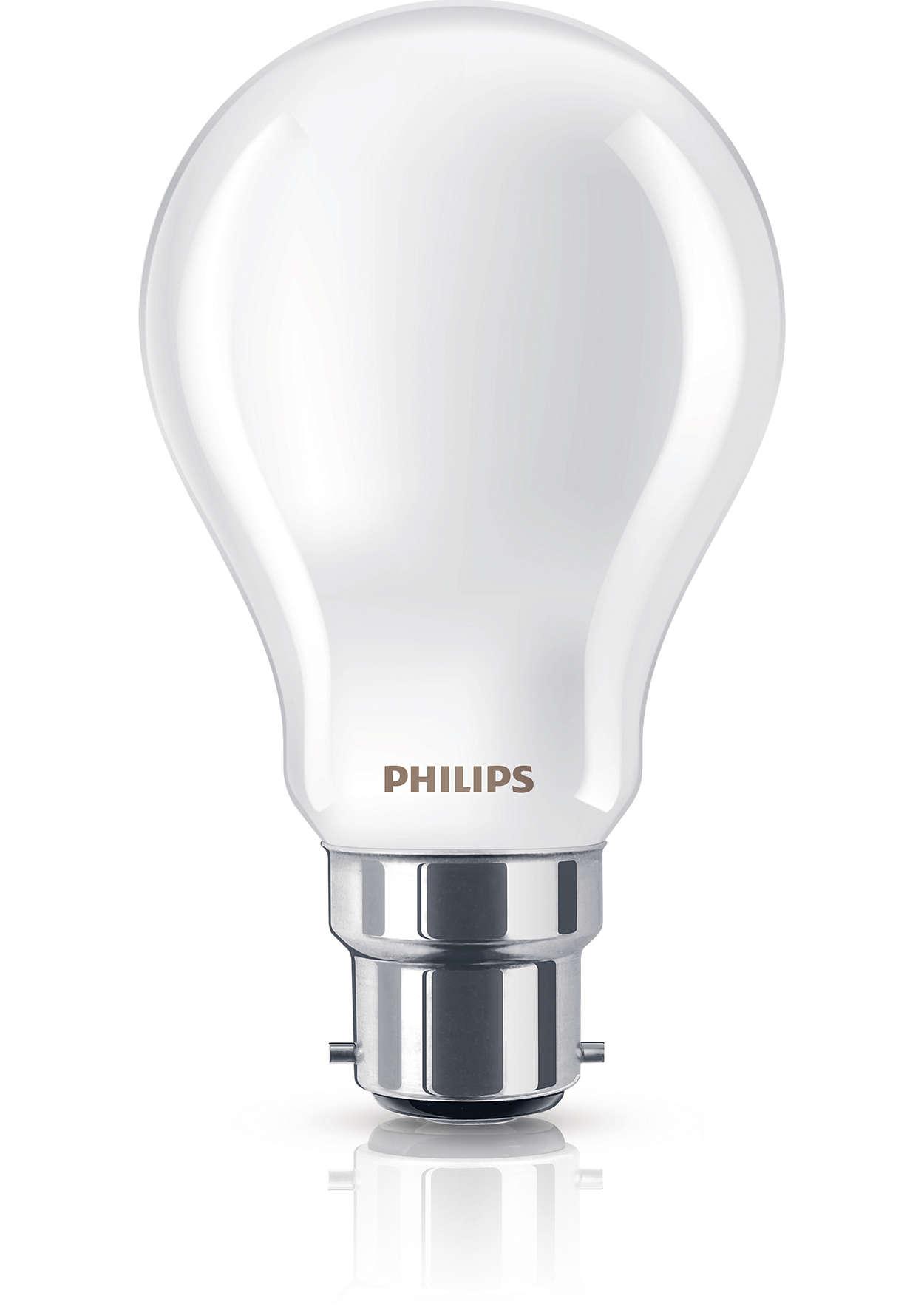 Extremt stark lampa