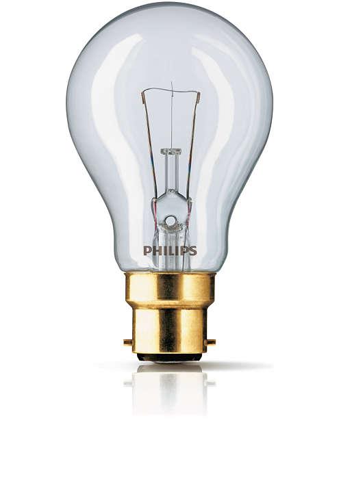 Schitterend helder licht waar u het nodig hebt