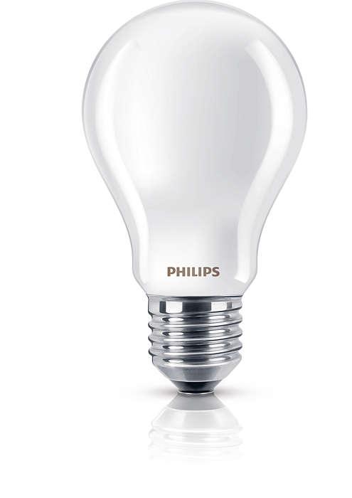 Ampoule extrêmement résistante
