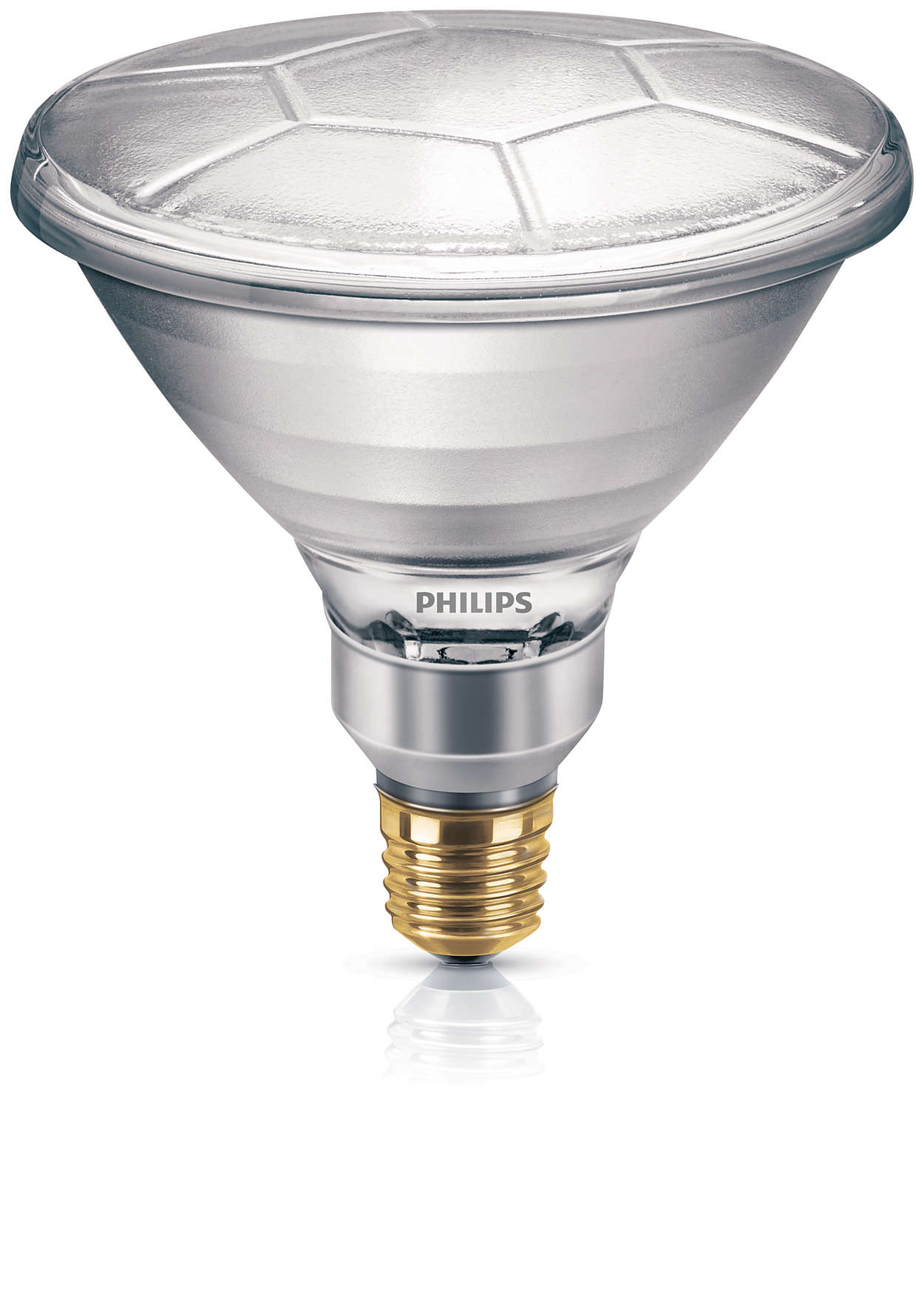 Tehokas heijastinlamppu