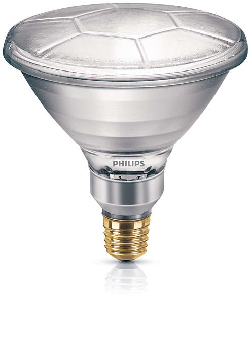 Ampoule à réflecteur haute intensité