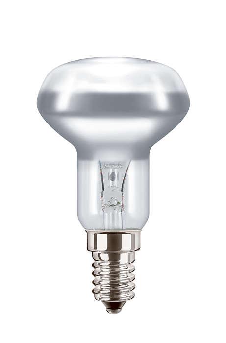 Farbiger Pressglasreflektor