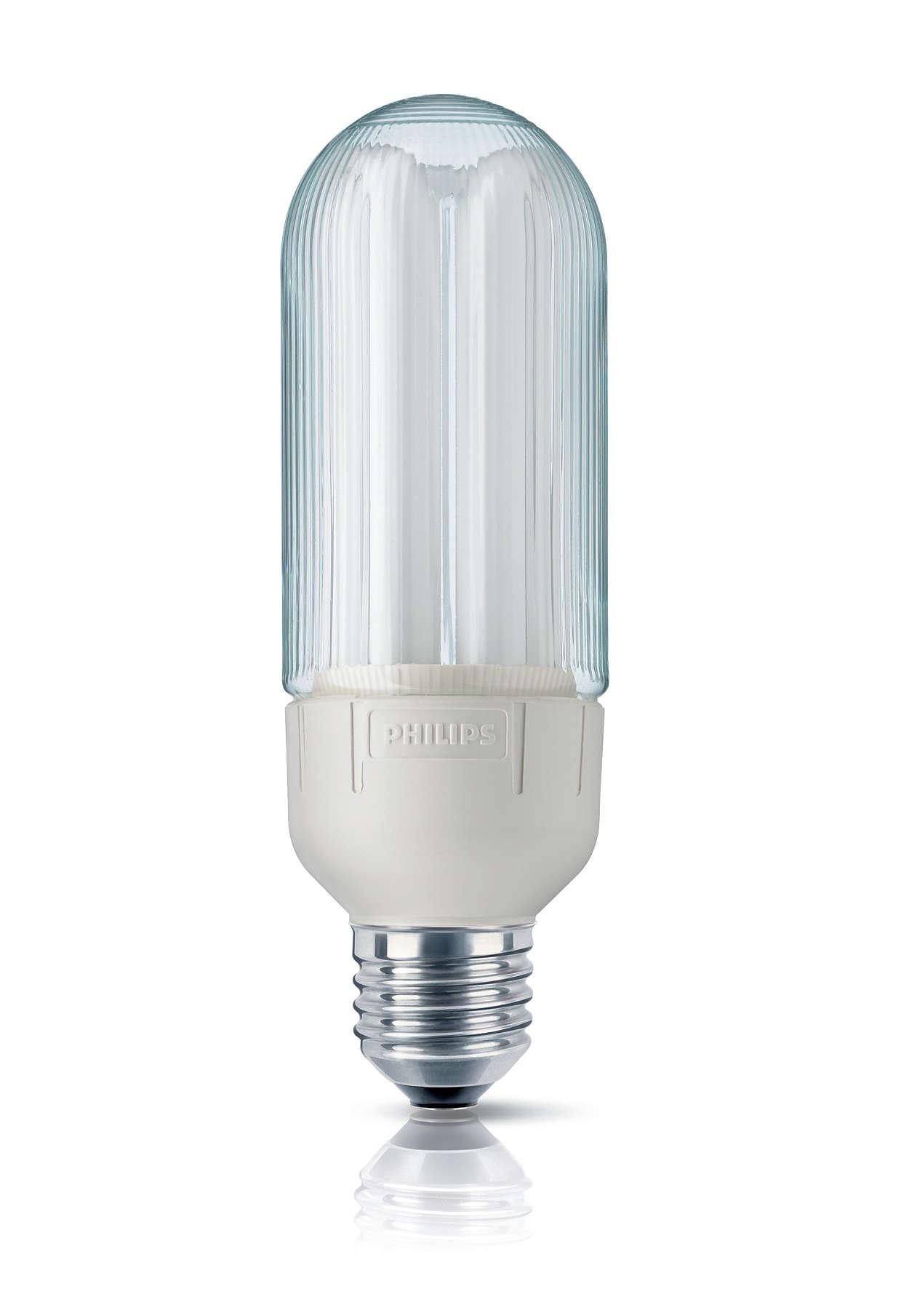 Iluminación para exteriores que ofrece un buen ambiente