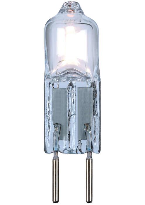 Tavallinen halogeenilamppu