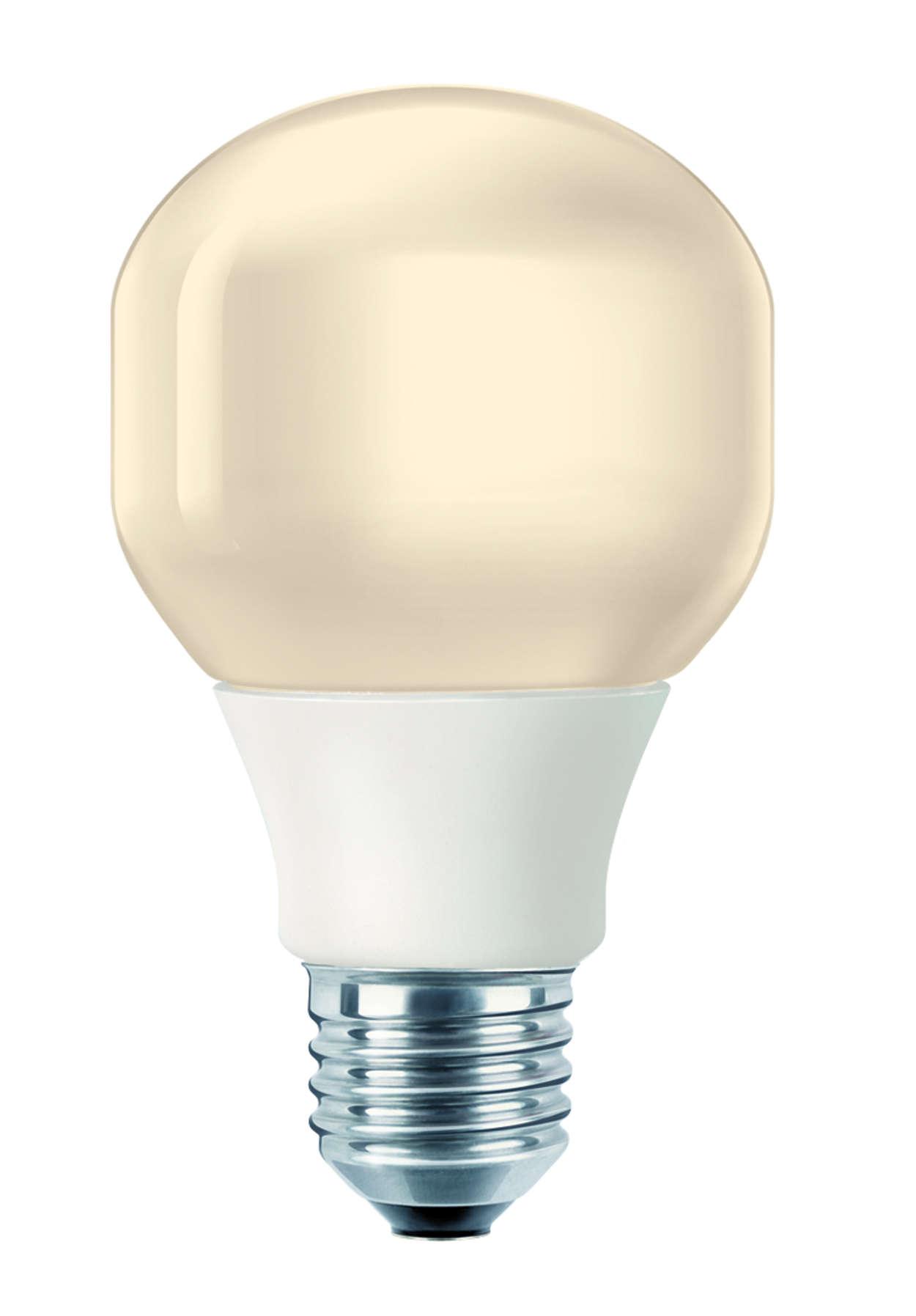 Мека и приятна светлина
