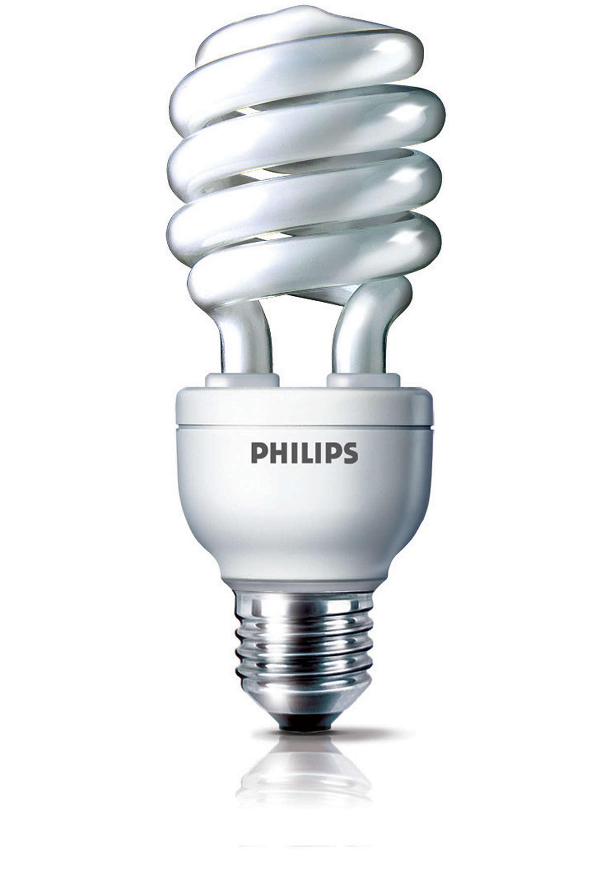 Foco espiral de bajo consumo 8711500797803 philips - Focos de bajo consumo para exterior ...
