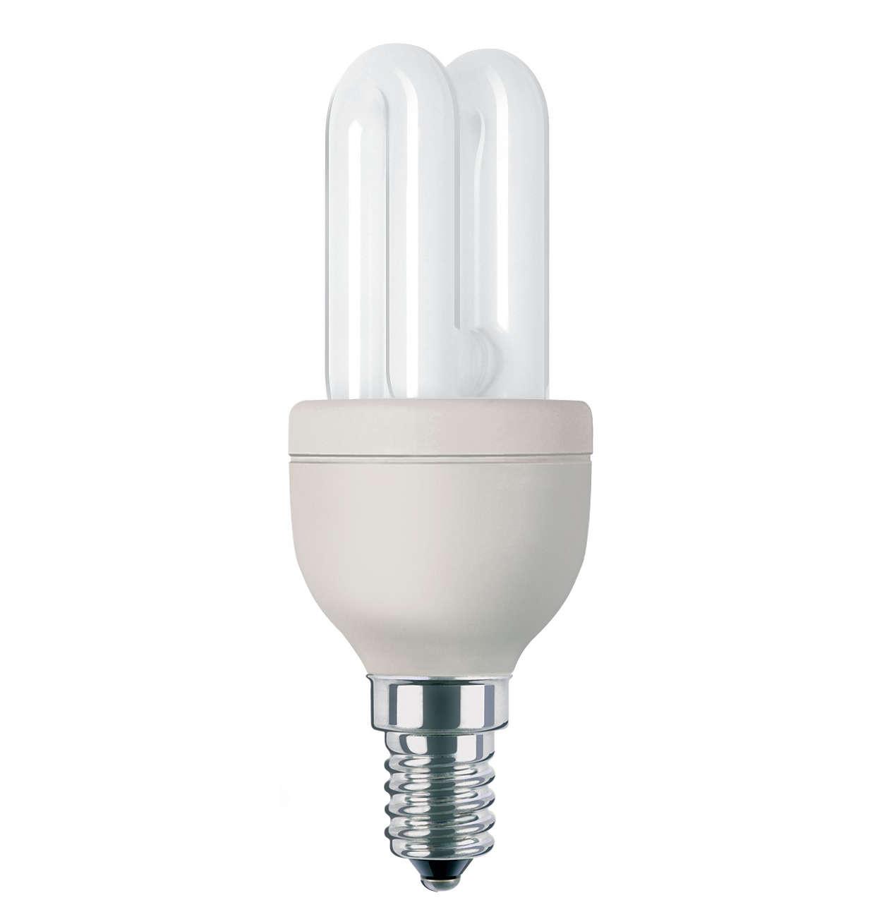 Kleine und leistungsstarke Lampe