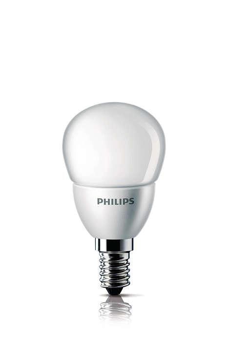Ahorro de energía sin pérdida de la calidad de la luz