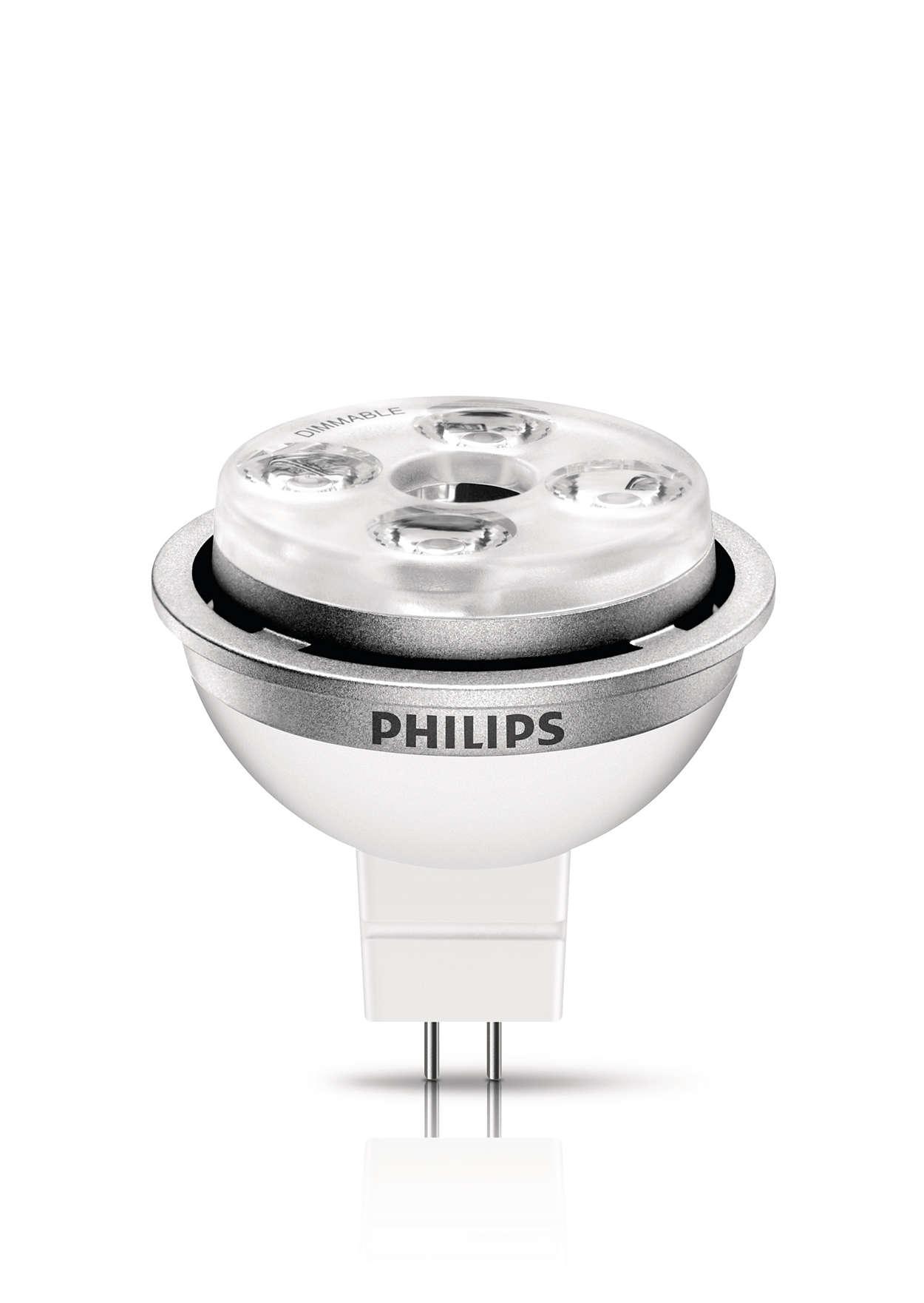 Lumière d'excellente qualité, économies d'énergie insurpassables