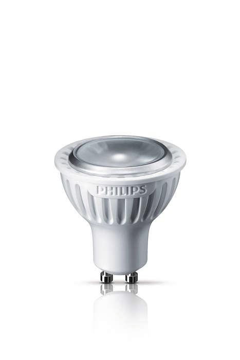 Άριστη ποιότητα φωτισμού, υψηλή εξοικονόμηση ενέργειας