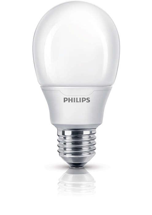 Standaard spaarlamp