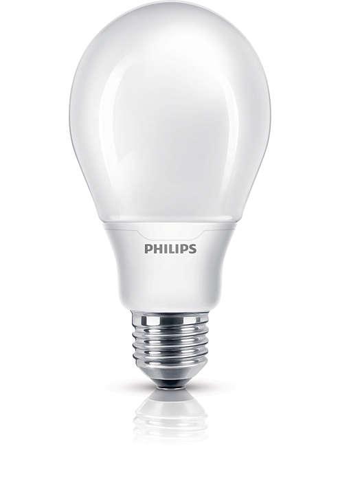 Energiesparendes Licht