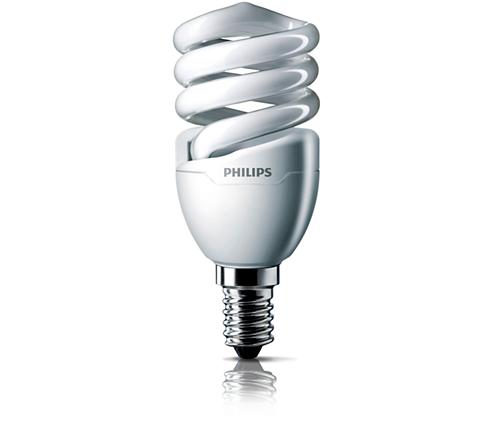 Spiral Energy Saving Bulb