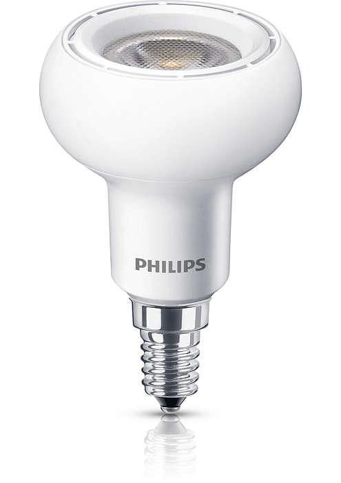 Een vertrouwde lichtbundel en innovatief design