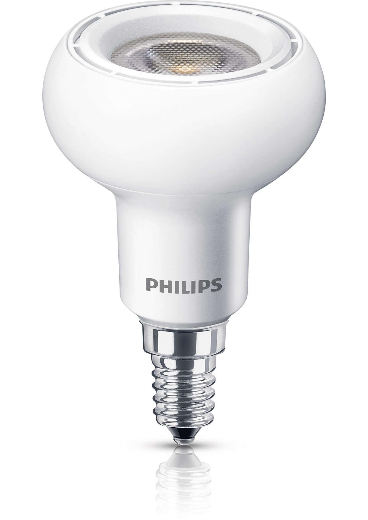 En kombinasjon av velkjent lys og nyskapende design