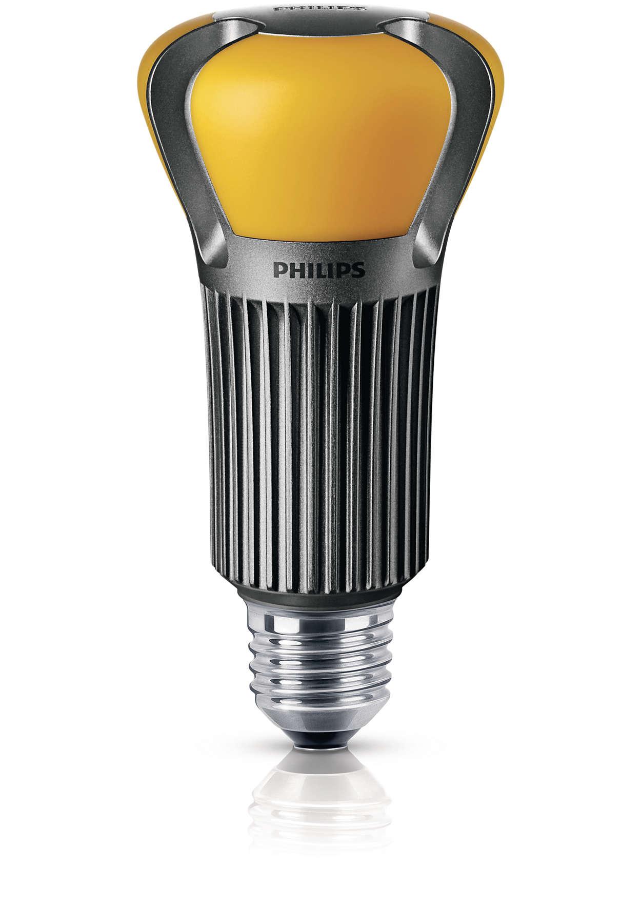 Žárovka, která nemá obdoby