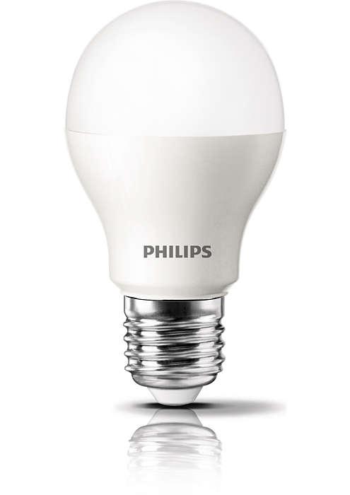 Meleg fehér fény a fényminőség csorbulása nélkül