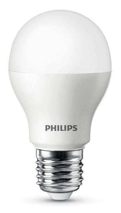 Warmweißes Licht, keine Kompromisse bei der Lichtqualität