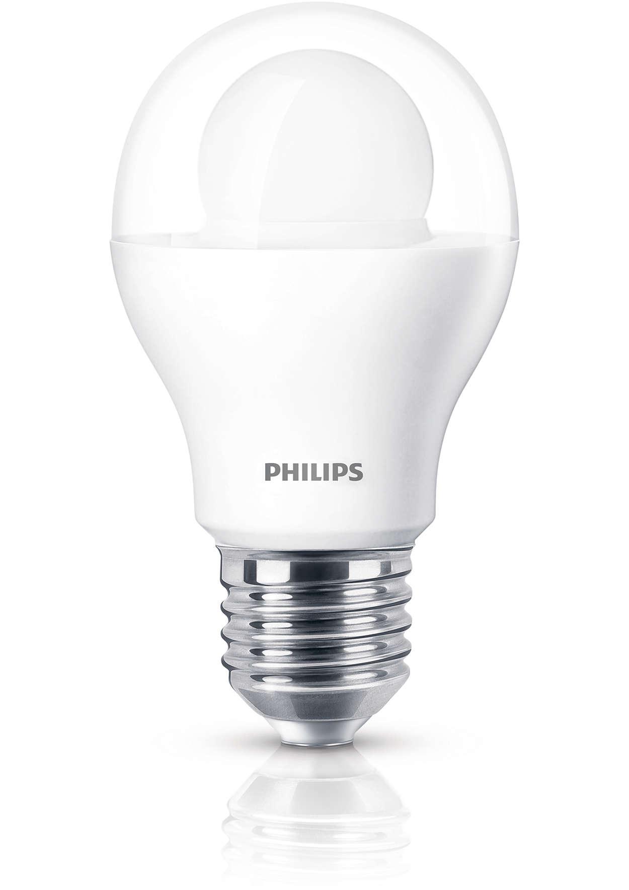 Teplé bílé světlo a světelná kvalita bez kompromisů
