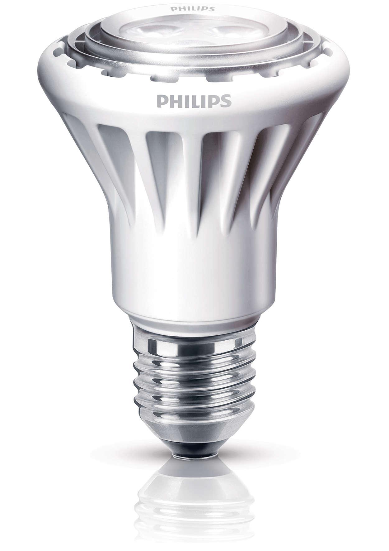 En velkendt lysstråle kombineret med et nyskabende design