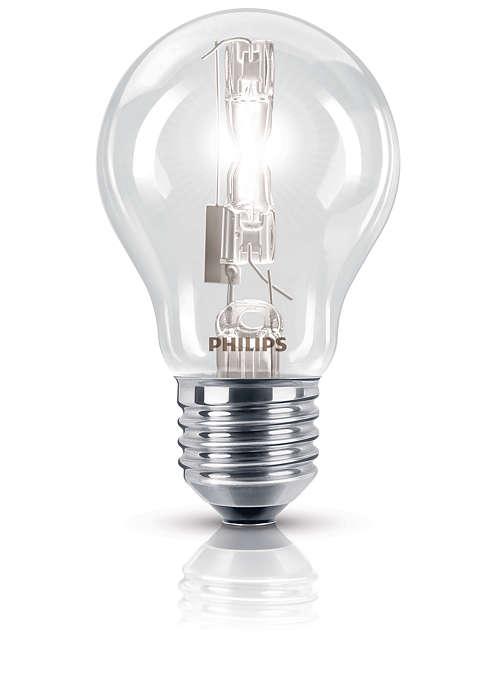 Brillantes Halogenlicht im gewohnten Design