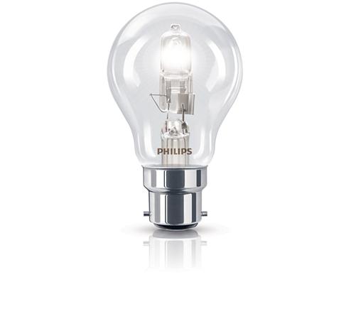 halogen classic ampoule halog ne 8718291202783 philips. Black Bedroom Furniture Sets. Home Design Ideas
