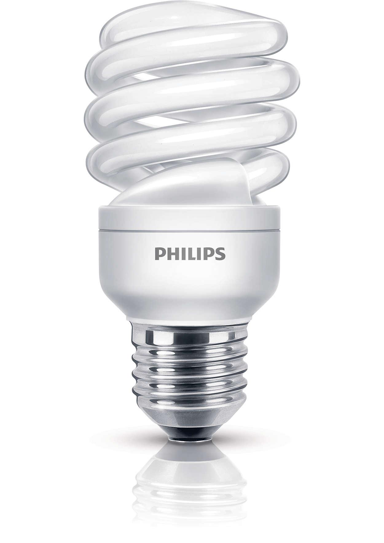 Energiesparendes Licht in einem kompakten Design