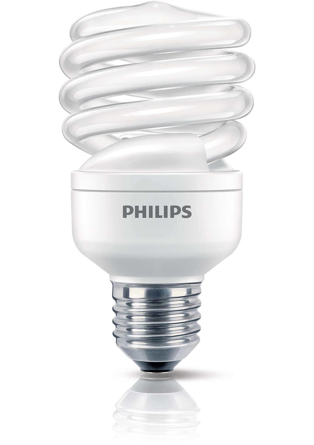 Energiaa säästävää valoa kompaktissa muodossa