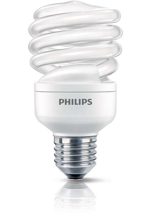 Luz e design na sua lâmpada economizadora
