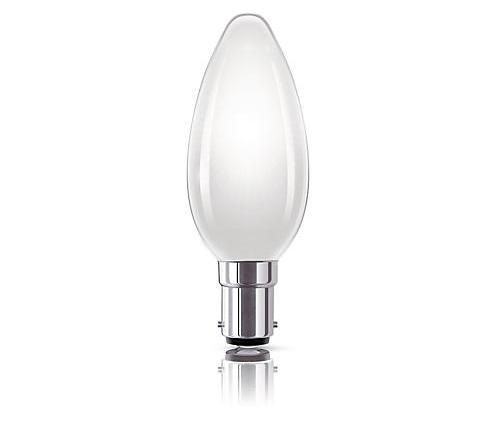 Halogen Classic Halogen candle bulb 8718291219750 | Philips