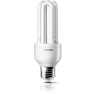 EcoHome Mini Foco tubular de bajo consumo