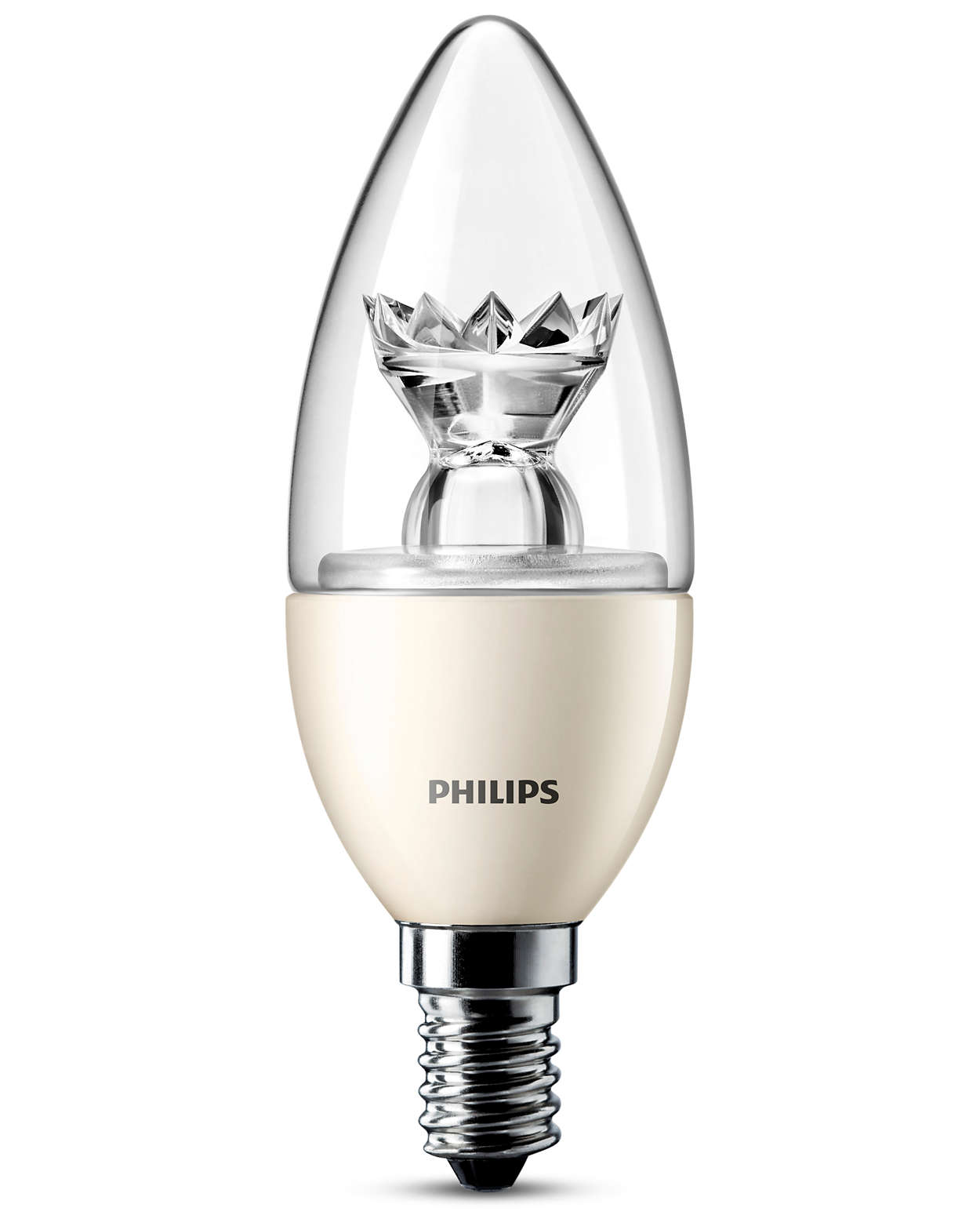 LED Kerzenlampe (dimmbar) 8718291741923 | Philips