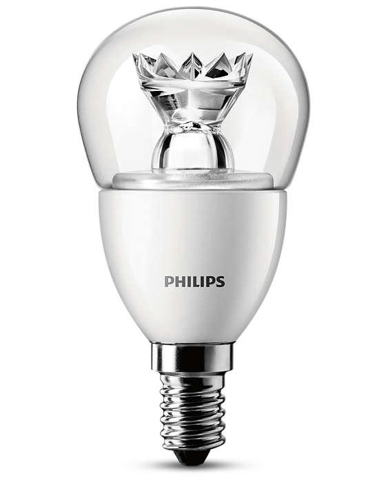 Giv dit hjem et smukt funklende lys
