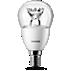 LED apvalios formos lemputė