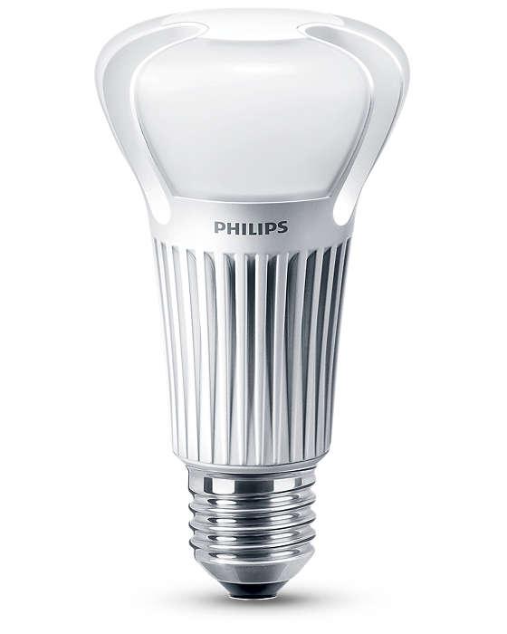 Işık kalitesinden ödün vermeyen sıcak beyaz ışık