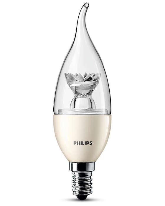 Aggiungi un incantevole tocco di luce alla tua casa