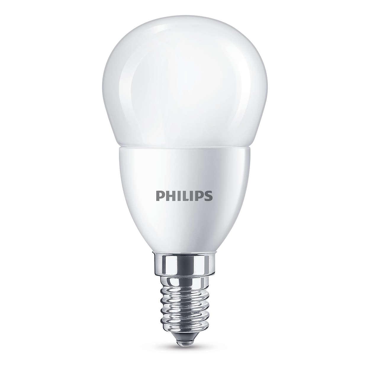Varmt lys, ingen kompromiser, hvad angår lyskvalitet