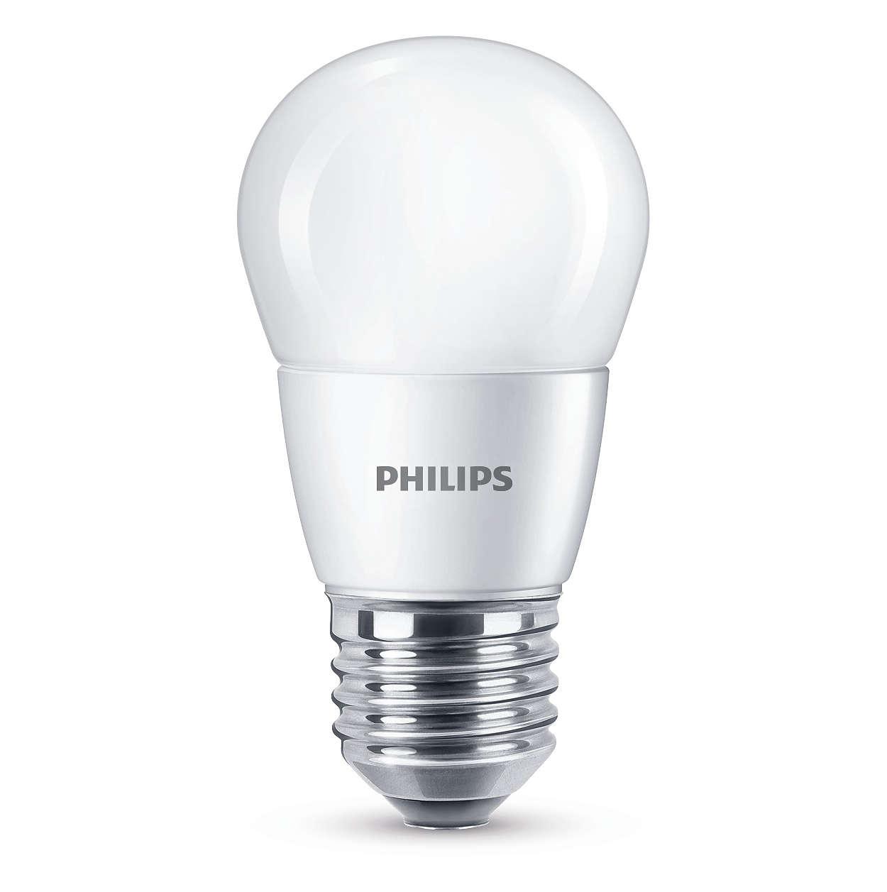 Ζεστό φως, χωρίς συμβιβασμούς στην ποιότητα του φωτισμού