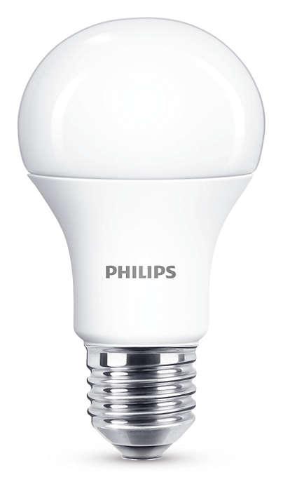 Luz cálida, sin sacrificar calidad