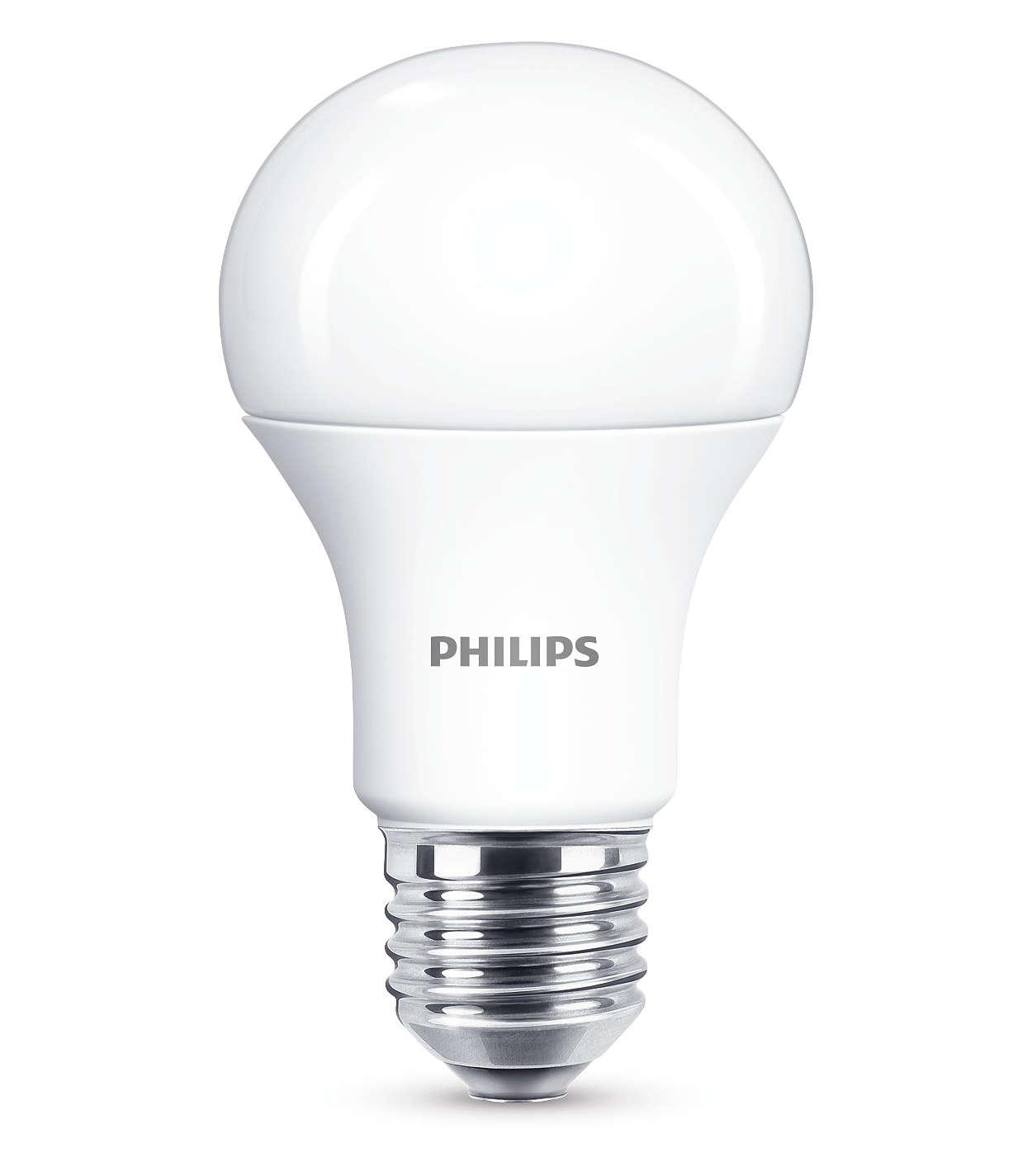 Varmt lys, like god lyskvalitet