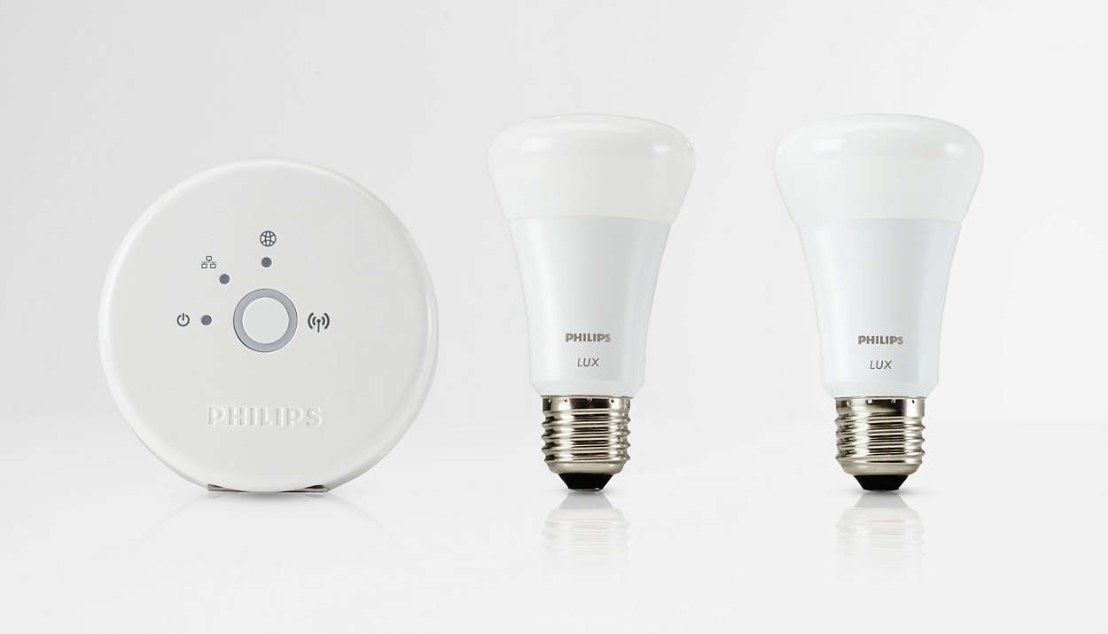 Control your lights from anywhere
