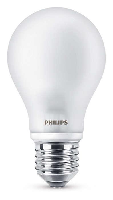 El diseño de siempre, ¡ahora LED!