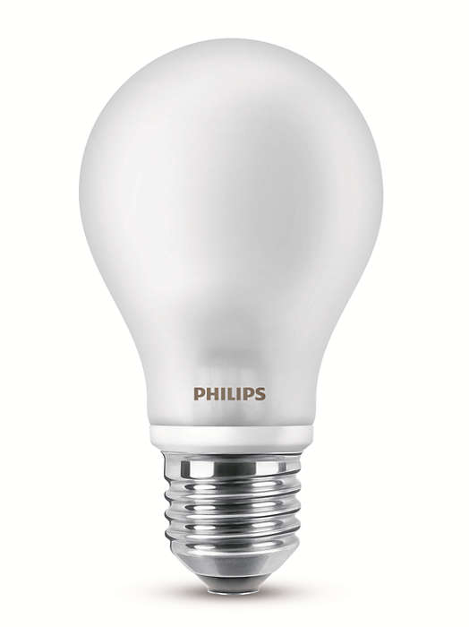 Det er klassisk, det er LED
