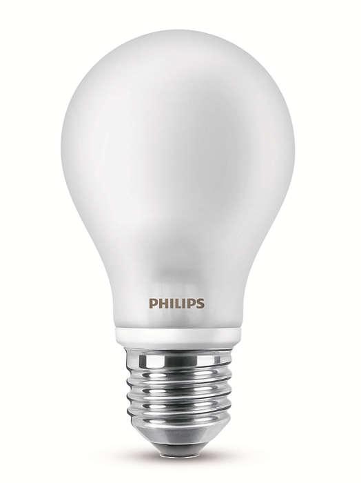 É clássico, é LED